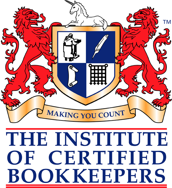 institute of chartered bookkeepers crest